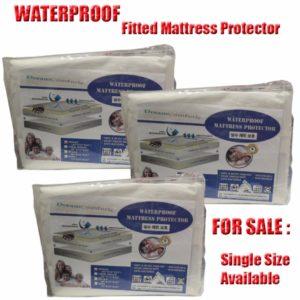 mattress protector single size