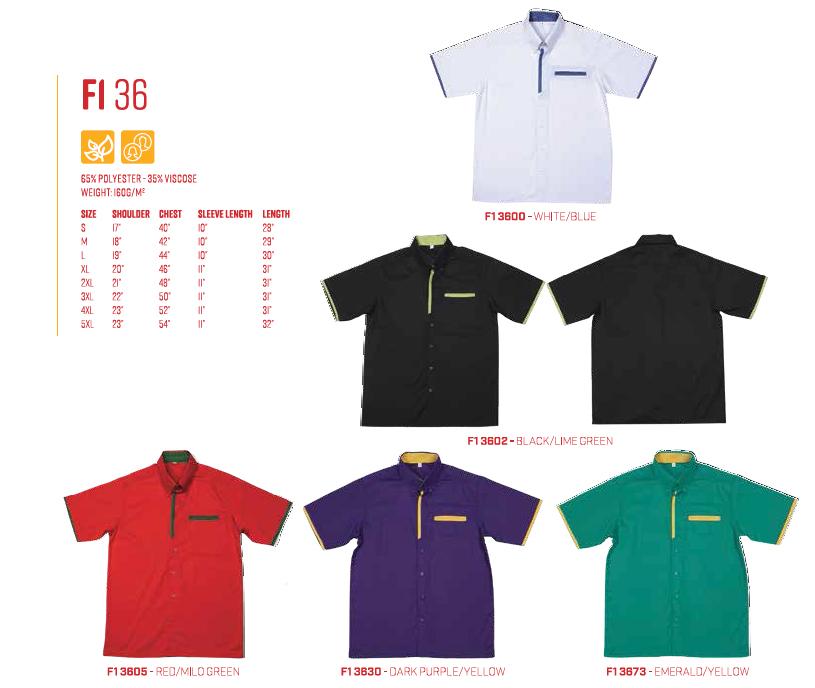 Uniform F136