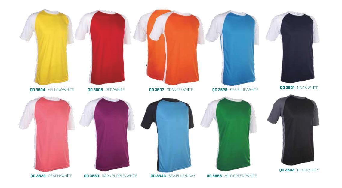quick dry t shirt qd36