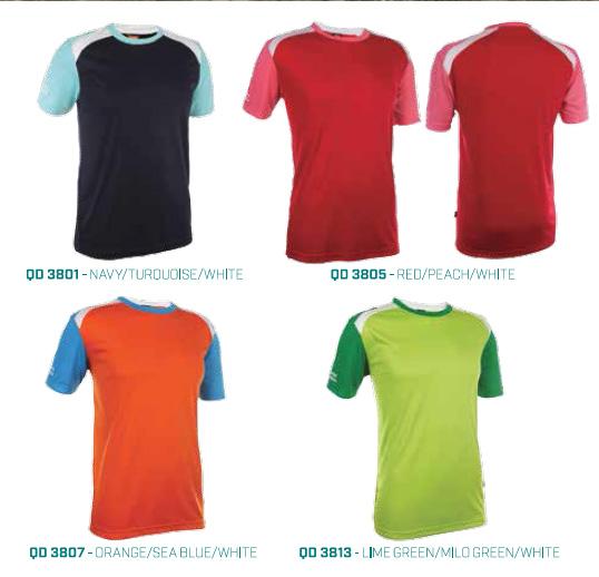 quick dry t shirt qd38